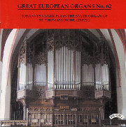 Great European Organs No. 62