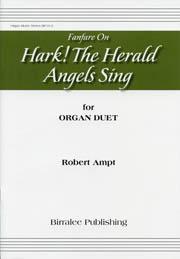 Ampt, Robert: Fanfare on Hark! The Herald Angels Sing