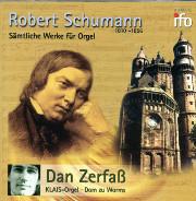 Robert Schumann: Complete Organ Works