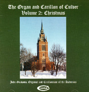 "John Gouwens Plays Organ & Carillon, Vol. 2 ""Christmas"""