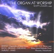 Scott Lamlein plays Skinner Opus 615: The Organ at Worship
