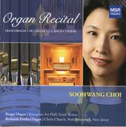 Soohwang Choi Organ Recital