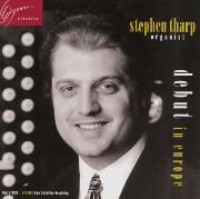 Stephen Tharp: Debut in Europe
