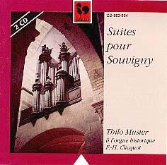 Suites for Souvigny