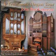 Tennessee Organ Tour, Vol. 2, John Brock Plays