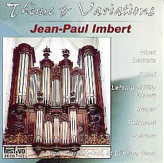 Thème & Variations