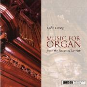 Tower of London Organ, Colm Carey Plays