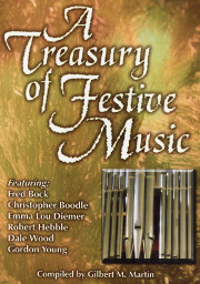 Gilbert M. Martin, A Treasury of Festive Music