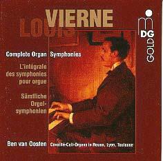 Vierne Organ Symphonies