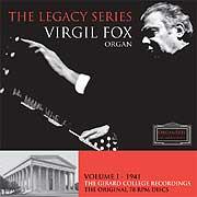 Virgil Fox at Girard College