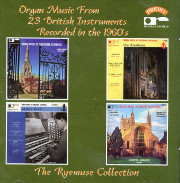 23 British Organs on Two CDs