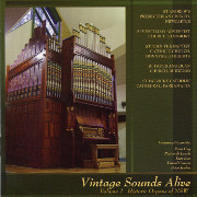Vintage Sounds Alive: Historic Organs of New South Wales