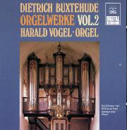 Vogel Plays Buxtehude, Volume 2