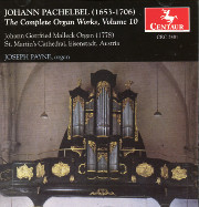 Vol. 10 Payne Plays Pachelbel