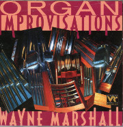 Wayne Marshall: Improvs on Gershwin, Strayhorn, Bernstein, etc.