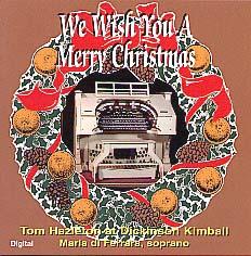 Tom Hazleton: We Wish You a Merry Christmas