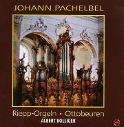 Johann Pachelbel: Orgelwerke