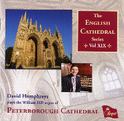 The English Cathedral Series, Volume 19