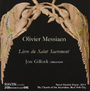 Olivier Messiaen Livre du Saint Sacrament