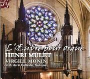 Henri Mulet The Organ Works