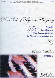 Charles Callahan, The Art of Hymn Playing, Volume 2