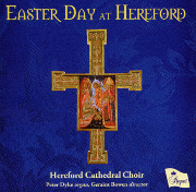 Easter Day at Hereford