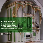 C.P.E. Bach 6 organ Sonatas