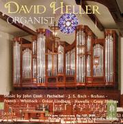 David Heller, Organist