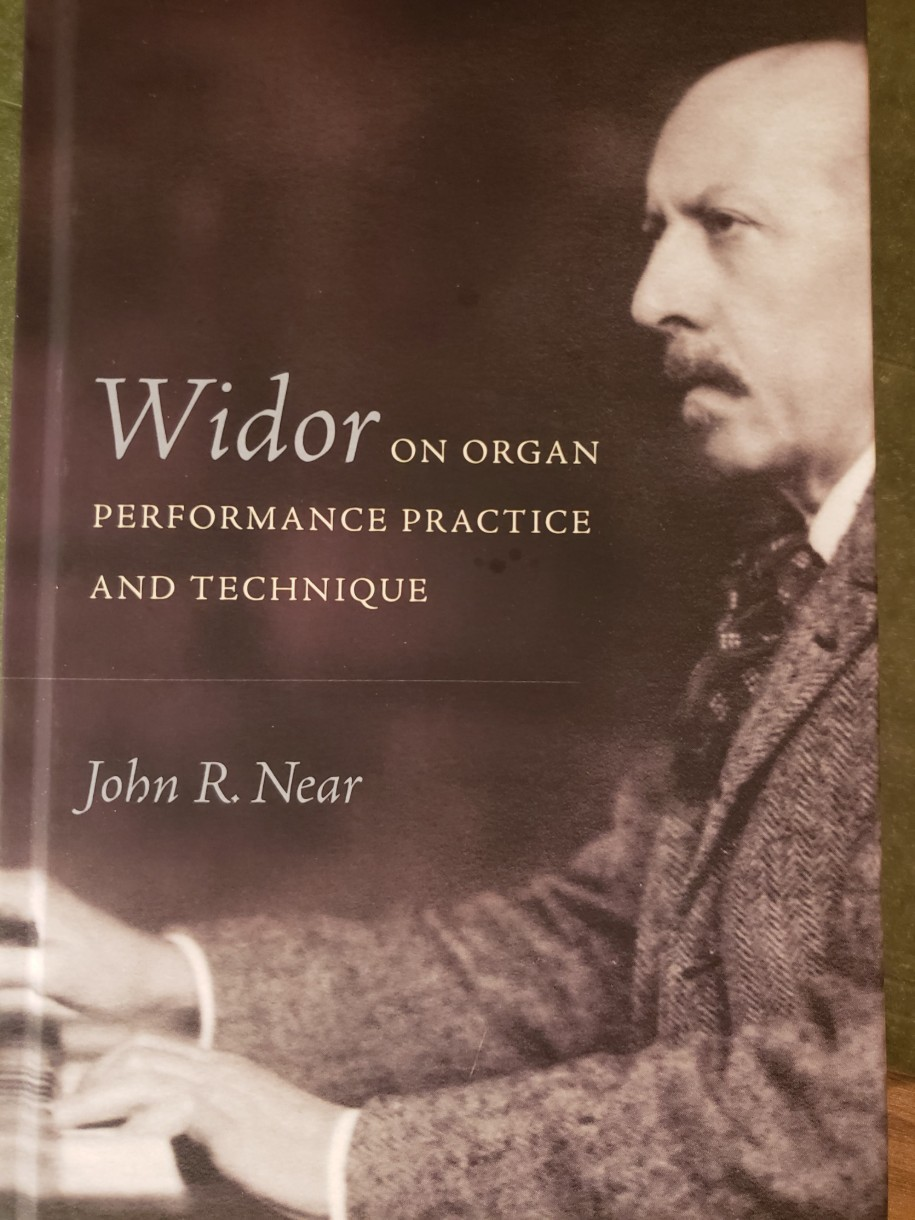 John Near brings to life the art and essence of Charles-Marie Widor's work as professor at the Paris Conservatory. His writings give insight into performing his works, as well. He editorializes on modern-day organs. Invaluable for any student of French Romantic Organ literature.
