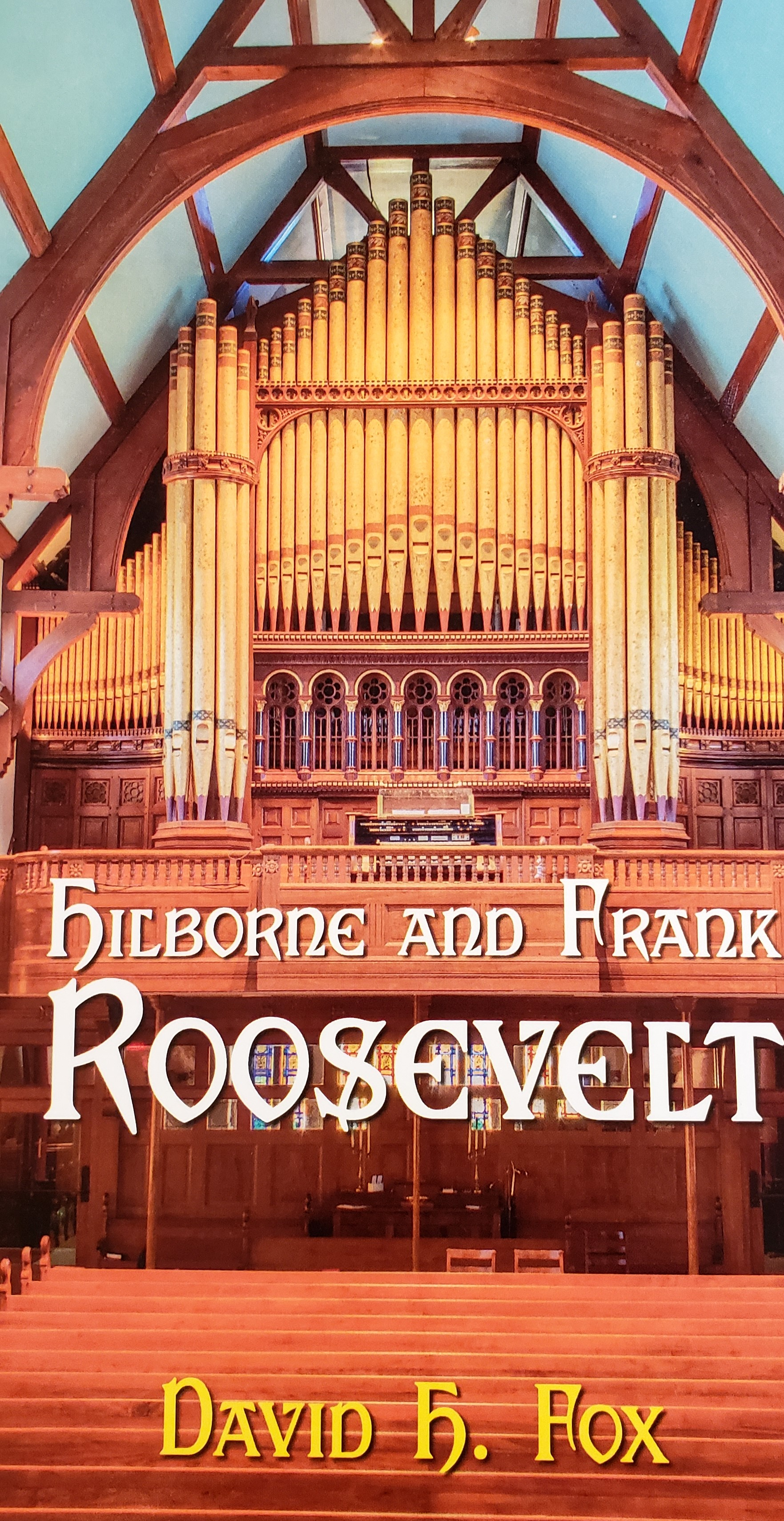A fascinating look at the Hilborne and Frank Roosevelt Organ Company, with many photos and complete appendices on the locations of Roosevelt's instruments.  366 pgs, soft cover