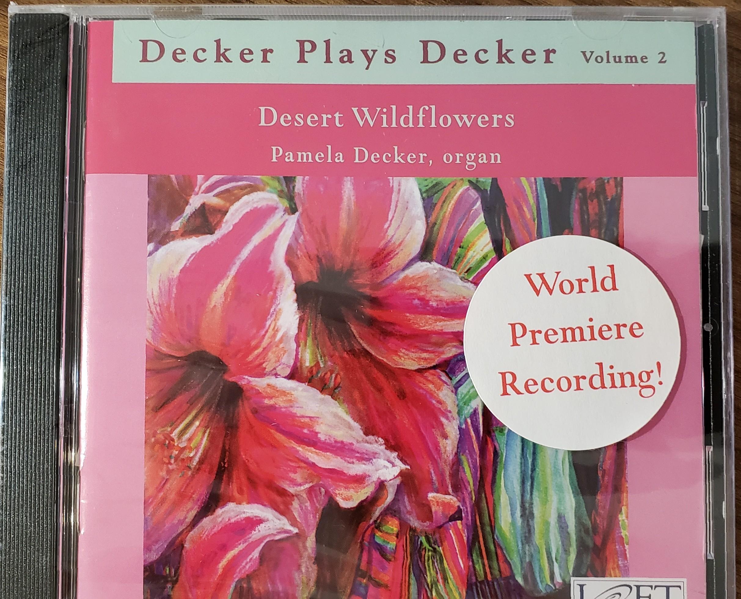 Decker Plays Decker, Volume 2