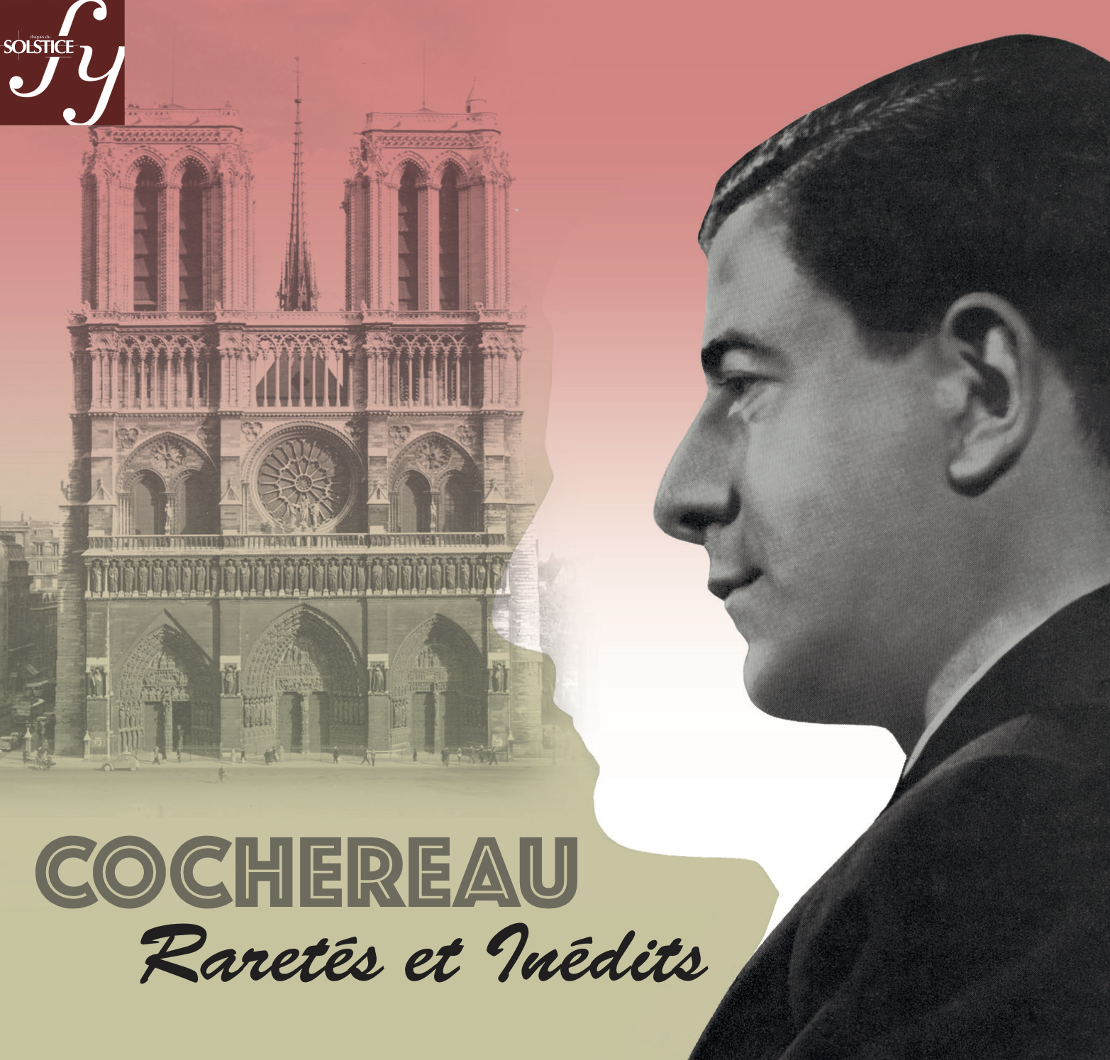 A comprehensive, new collection from Solstice Recordings in Paris, chronicling the life and work of Pierre Cochereau, Titular Organist of Notre-Dame de Paris from 1955-1984.