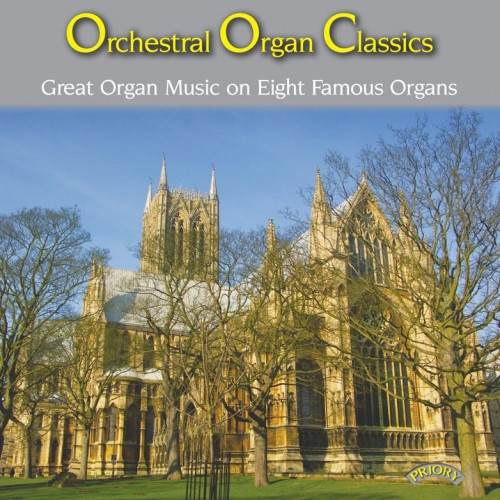 Great Organ Music on Eight Famous Organs