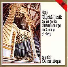 Abendmusik at Freiberg Cathedral