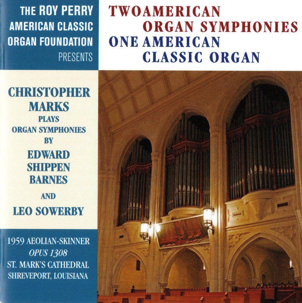 Christopher Marks' 2019 recording at St. Mark's Cathedral, Shreveport, LA. Aeolian-Skinner 1959, Op. 1308