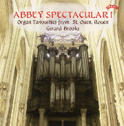 Abbey Spectacular! St. Ouen Shines!