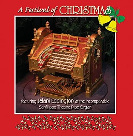 A Festival of Christmas, Jelani Eddington