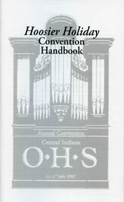 The OHS Handbook, 2007 Central Indiana