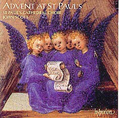 Advent at St. Paul's Cathedral, London