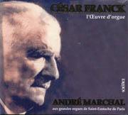 César Franck l'Œuvre d'Orgue