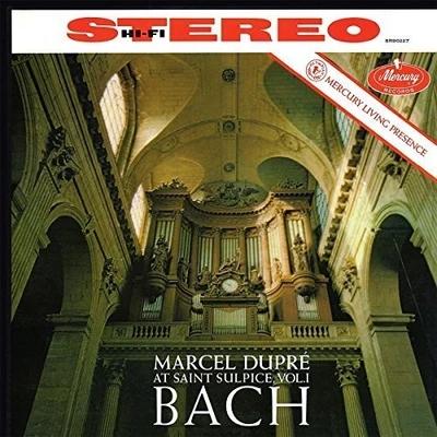 Marcel Dupré at Saint-Sulpice, Volume 1