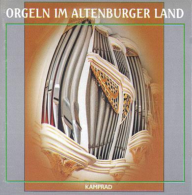 Organs in Altenburg Land