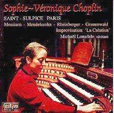 Choplin at Saint-Sulpice III