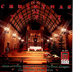 Christmas at Trinity, Portland
