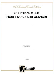 Christmas Music from France and Germany