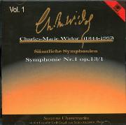 Charles-Marie Widor, Volume 1: Symphonie Nr. 1 opus 13/1