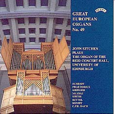 Great European Organs No. 49