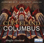 Doug Cleveland plays the Fritts & Co Op. 25 (2006) in St. Joseph's Cathedral, Columbus, OH. Music by Cabanilles, Bennett, JS Bach, Frescobaldi and Nicolaus Bruhns. 72:16