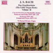 Bach Orgelbüchlein, Volume 2