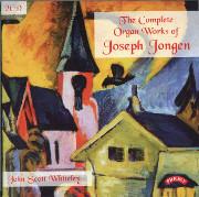 Complete Organ Works of Joseph Jongen